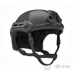 PTS MTEK FLUX ABS Helmet ( Black / Flat Dark Earth / OD Green )
